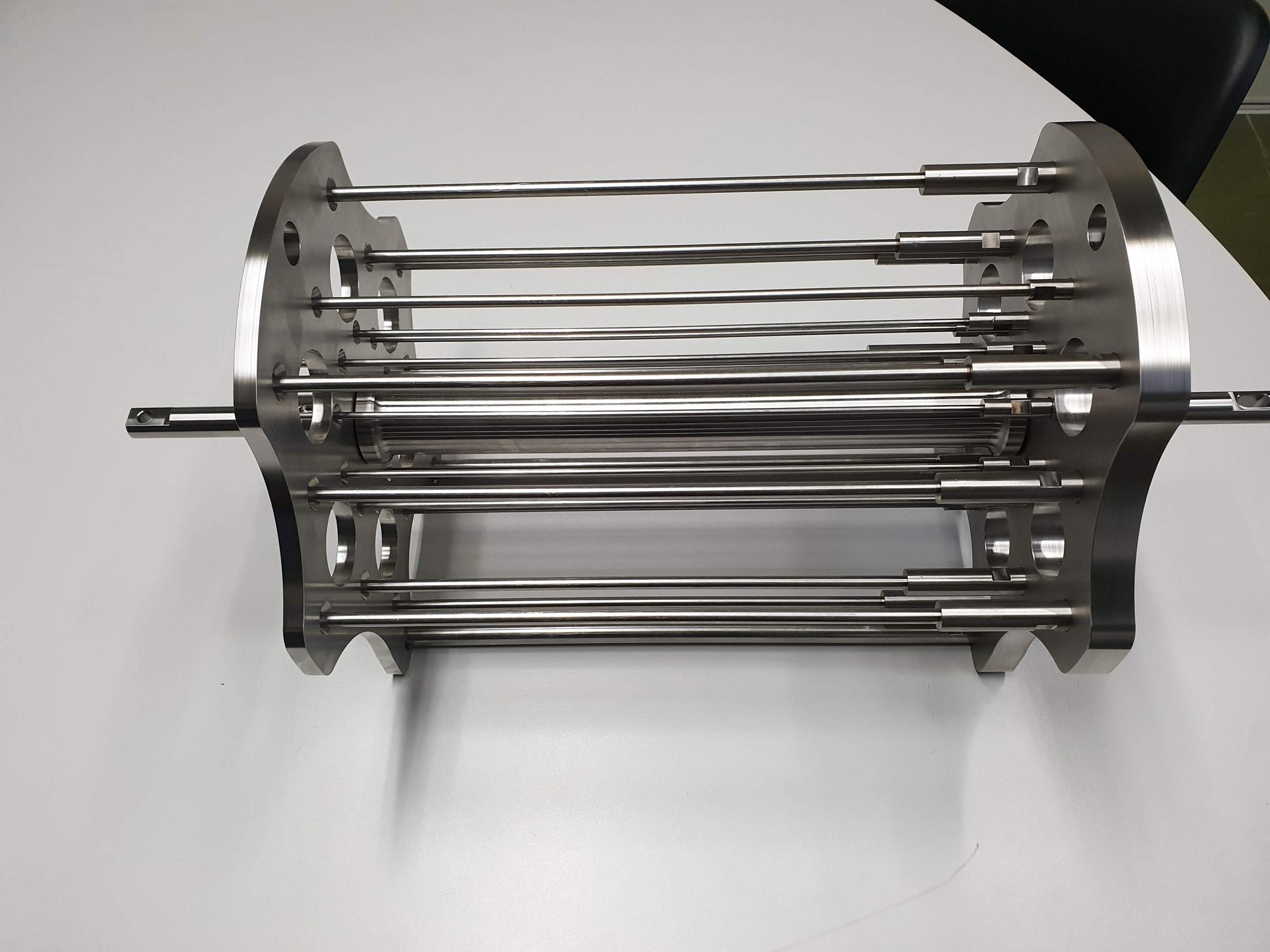 Fabrication assemblage pièce machine spéciale