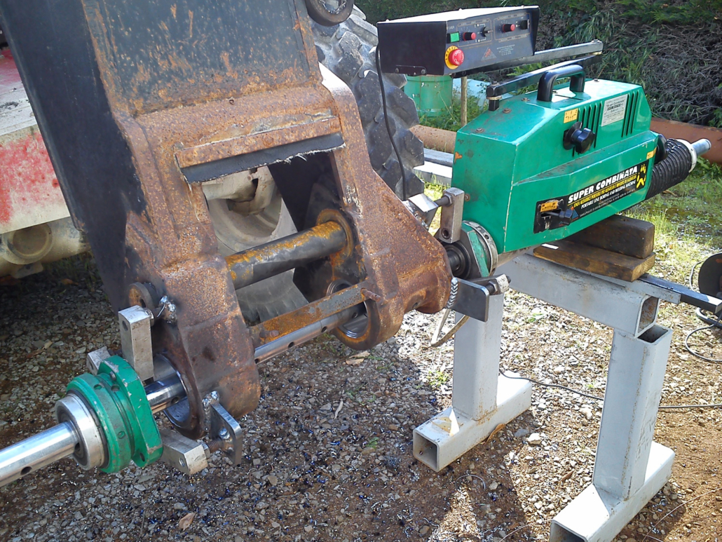 Reparation soudure maintenance 3pumatlantic