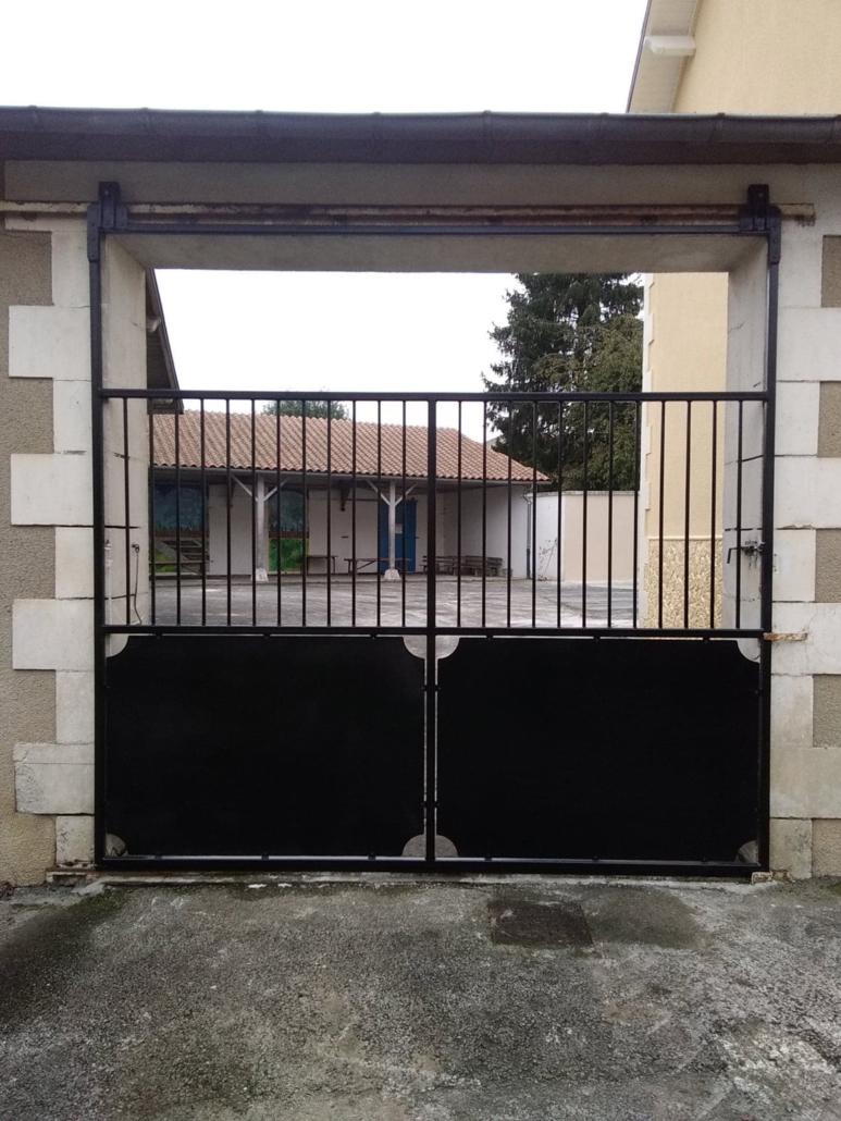 Soudure portail Pumatlantic